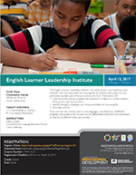 English Learner Leadership Institute