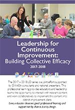 Leadership for Continuous Improvement