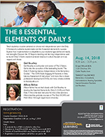 The 8 Essential Elements of Daily 5