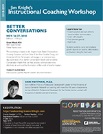 Better ConversationsNov. 26-27, 2018