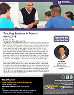 Teaching Students in Poverty
