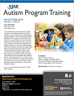 STAR Autism Program Training, March 27-28, 2019