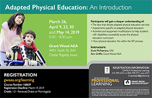 Adapted Physical Education: 