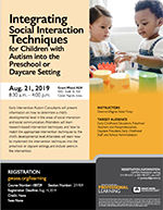 Integrating Social Interaction Techniques